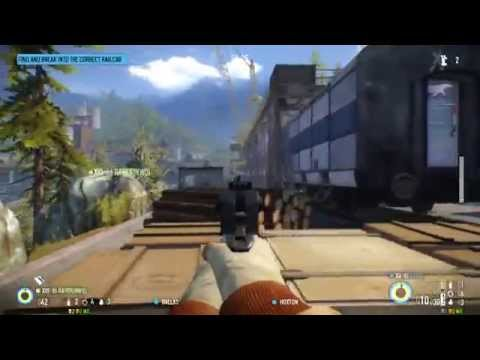 """[RUS] PAYDAY 2 """"New"""" Train Heist Death Wish - Full Stealth, All Loot Possible."""