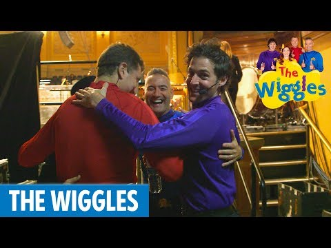 The Wiggles Meet the Orchestra Live Show - Behind the Scenes
