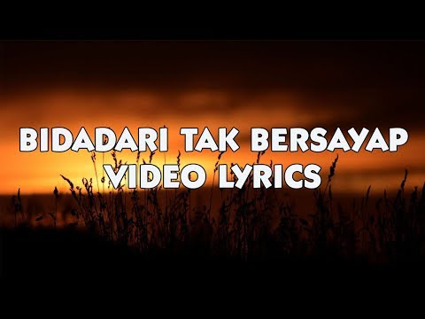 Dash Uciha Bidadari Tak Bersayap Lirik Video