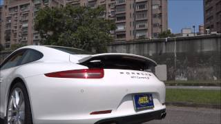 汽車線上PORSCHE 911 Carrera S試駕影片