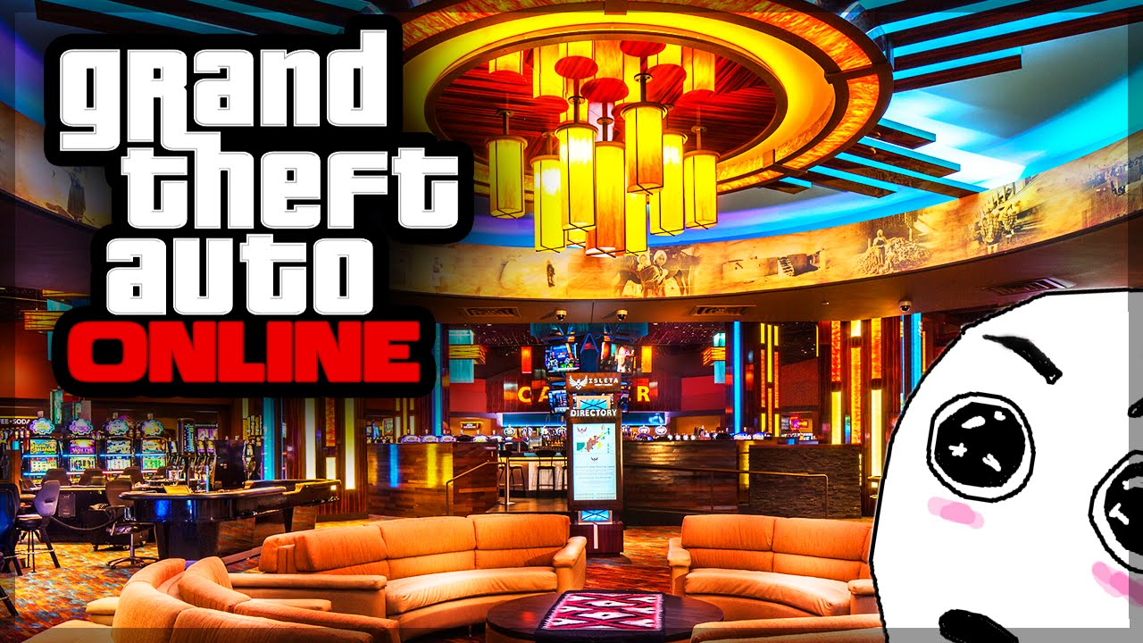 gta v online casino update  casino