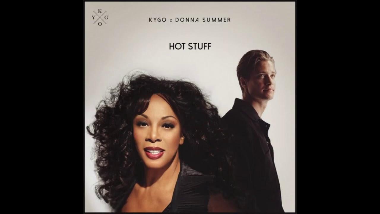 KYGO, Donna Summer - Hot Stuff (2020 Version Audio)