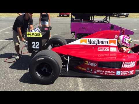 F1 Dallara start up
