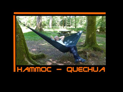 Hammoc Quechua - Decathlon - Revue-Retex (French)