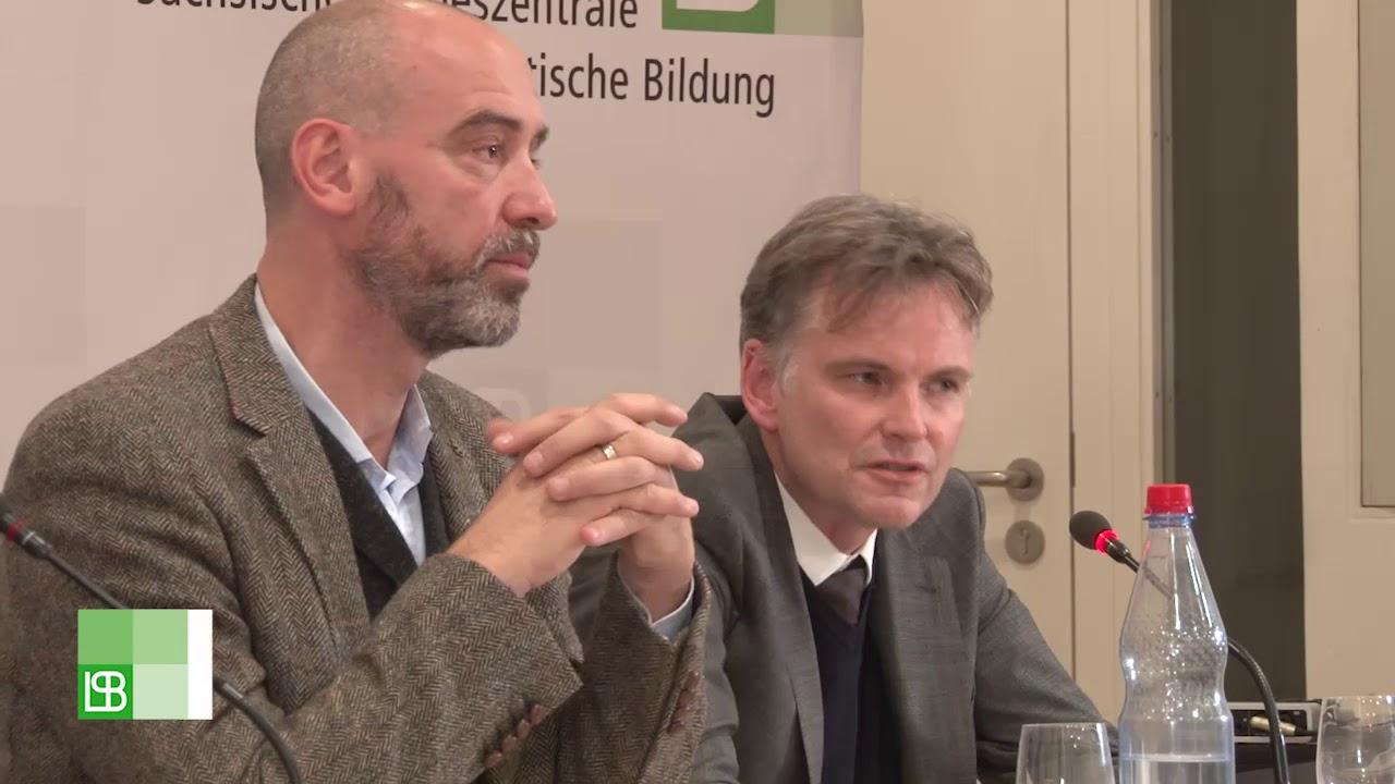 Youtube Video: Donnerstagsgespräch: Wie tickt Sachsen? Teil 3