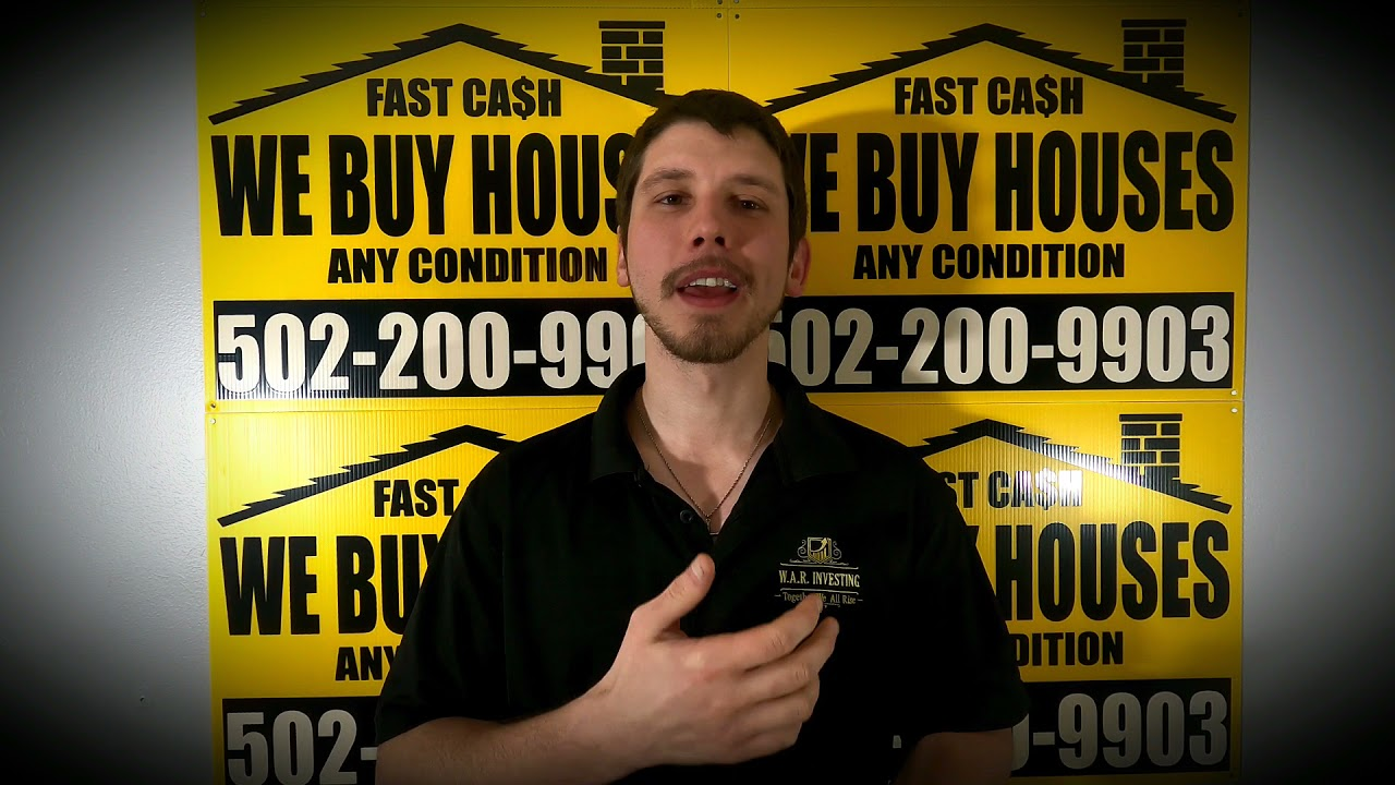 How To Sell My House Fast in Louisville KY