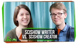 SciShow Quiz Show: Writer vs. Creator