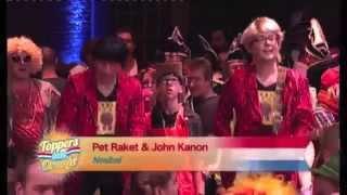 Pet Raket en John Kanon - NASIBAL in Toppers van Oranje