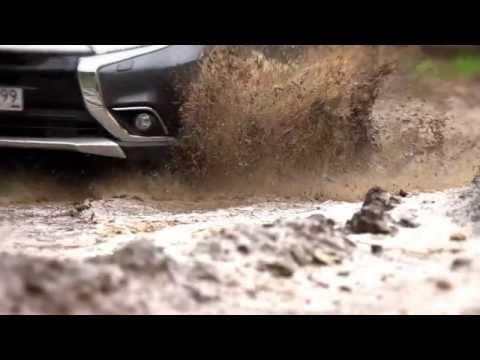 New Mitsubishi Outlander Тест драйв в программе Москва рулит