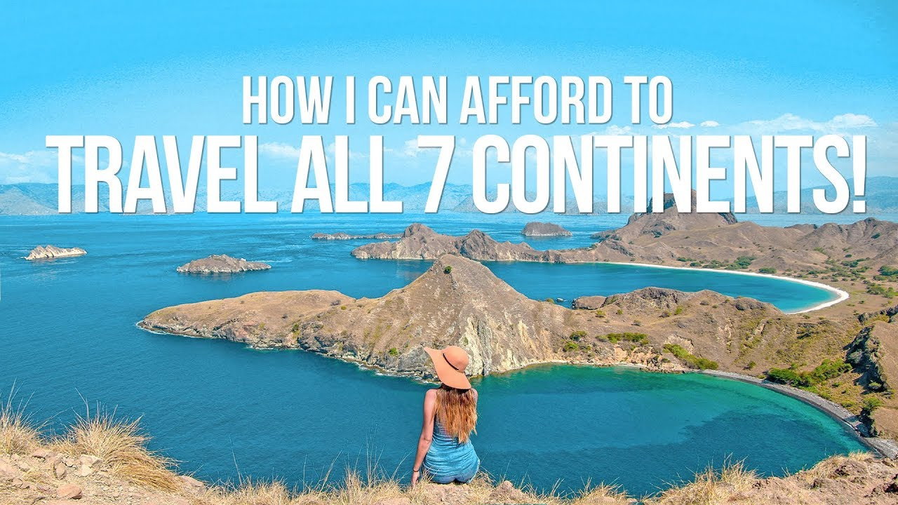 How I Afford Nonstop Travel to ALL 7 Continents! (Hacks + Tips)