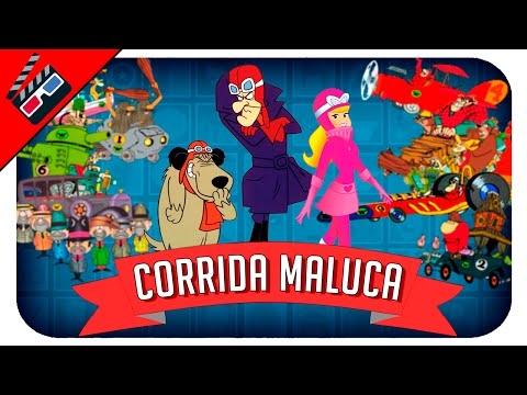 Quem Ganhou a CORRIDA MALUCA  ?