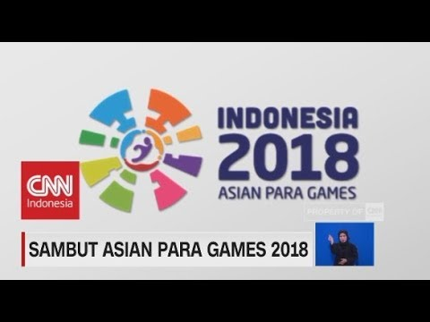 Sambut Asian Para Games 2018, Ini Logo & Maskotnya