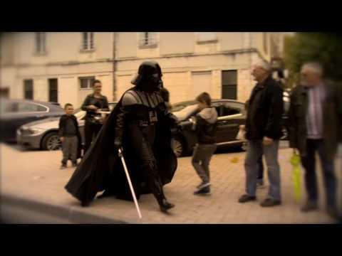 Dark Vador à Issoudun