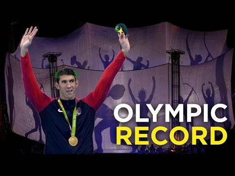 Michael Phelps broke a 2,168-year-old Olympic record | gold medal record | Rio Olympics 2016