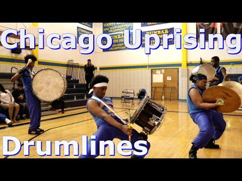 Julian vs Proviso East vs Dunbar 2018 - Drumline Battle