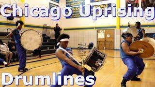 Julian vs Proviso East vs Dunbar 2018 - Drumline Battle