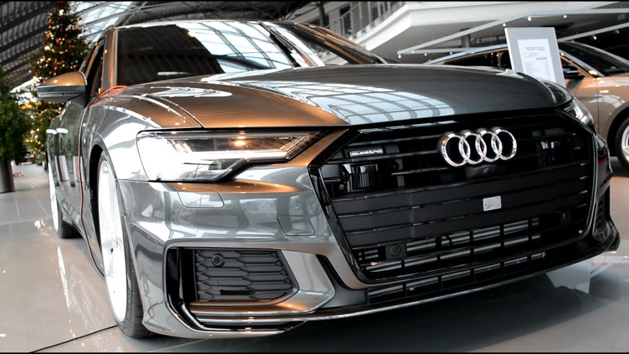 2019 New Audi A6 Avant Exterior and Interior - YouTube