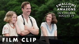 Swallows & Amazons - Clip starring Harry Enfield - Out now on DVD, Blu-ray and Digital | StudiocanalUK