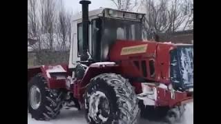 Сельхозтехника вышла в бой со стихией