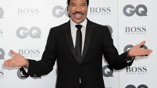 Lionel Richie Talks Daughters Nicole and Sofia