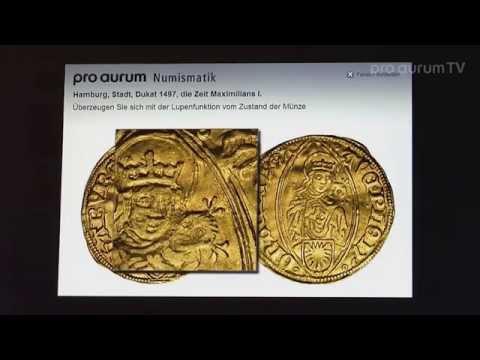 Welche Dienstleistungen Bietet Pro Aurum Rund Um Historische Münzen