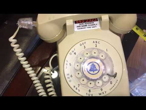 Antique Telephone rotary dial converter Digital to Pulse converter  VOIP lines