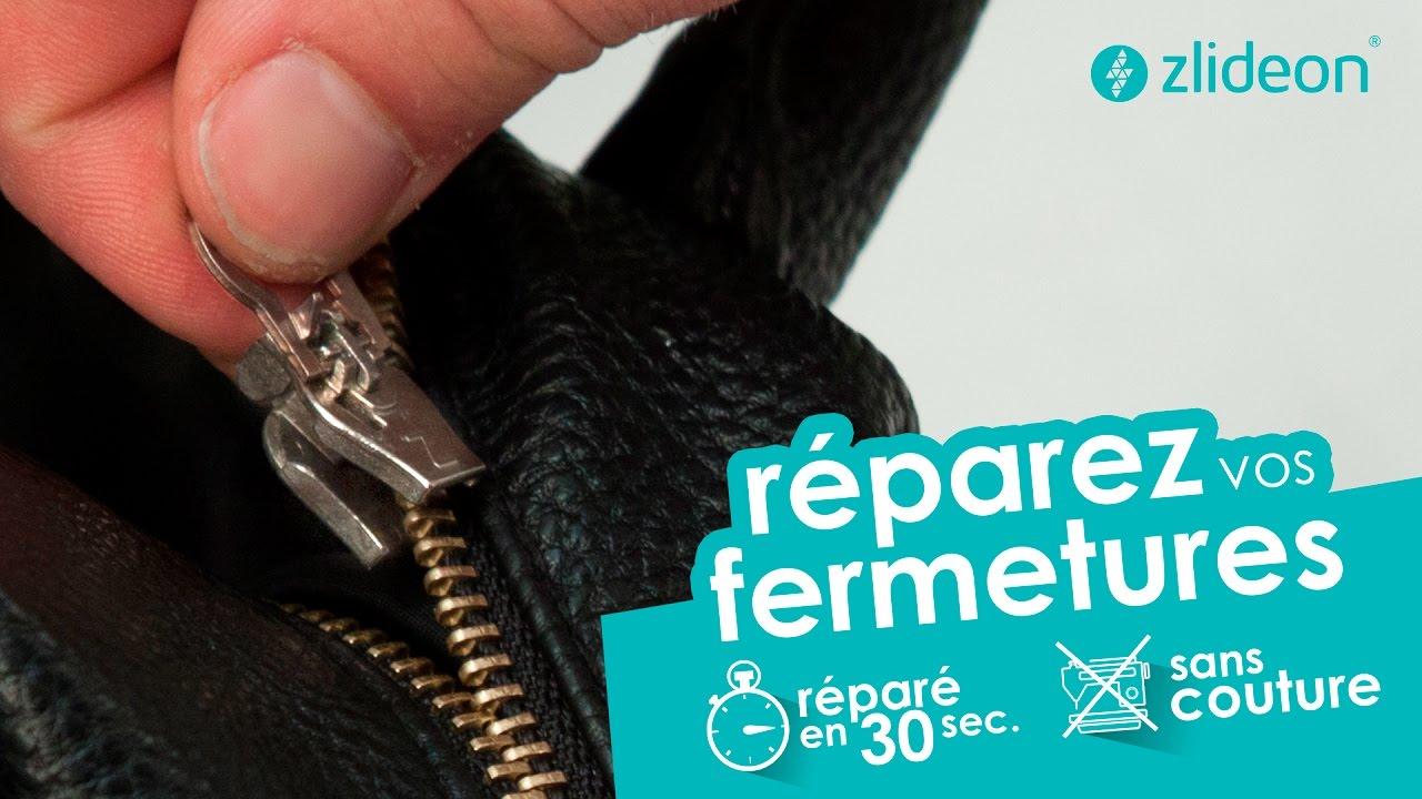En Sec Solution Fermeture Éclair ® 30 Simple Zlideon Réparer Une xwfq676BS