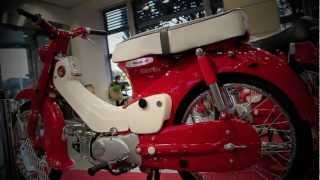 "Video 60's HONDA Super Cub CA100 ""STUDENT"" download MP3, 3GP, MP4, WEBM, AVI, FLV April 2018"