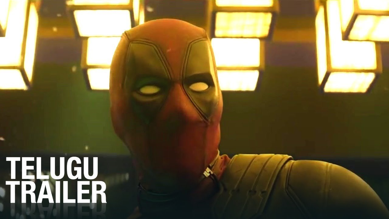 Download Deadpool 2 | Telugu Trailer | Fox Star India | May 18