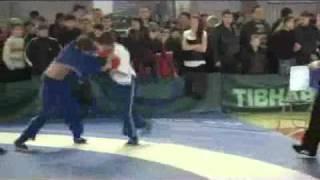Чернівці Чемпіонат України з панкратіону 2011