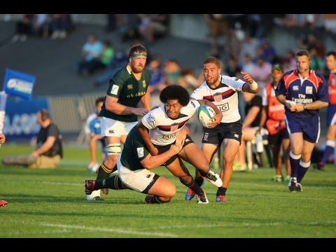 JWC 2013: South Africa v USA