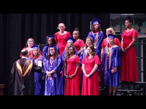 2017 John Glenn High School graduation