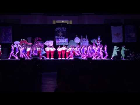 Alpha Delta Pi University of Kentucky Greek Sing 2017