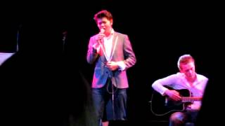 Damian McGinty - Home (The Nerve Centre, Derry. 23/6/12)