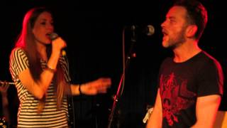 Livingston feat. Caroline Harrison - No More Promises Live Acoustic (Berlin, 15.04.2013)