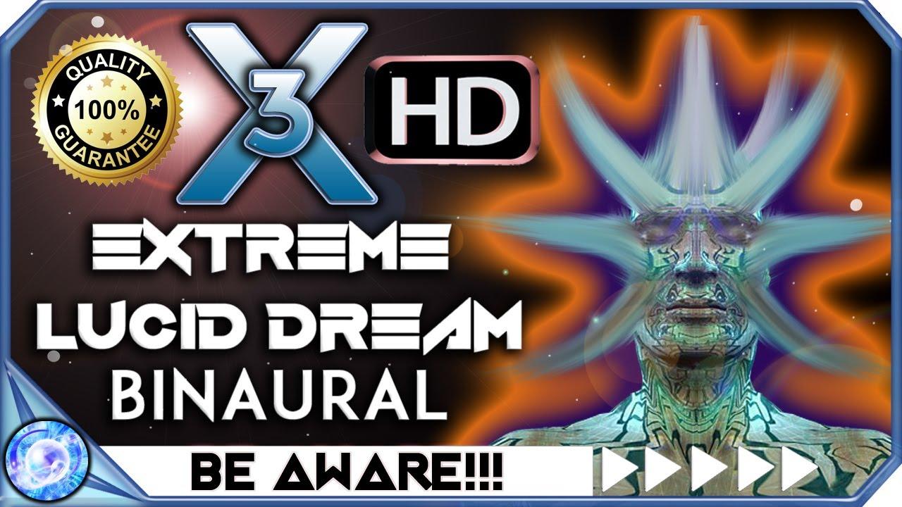 X SERIES 3 ⚠ BEST LUCID DREAMING MUSIC - Binaural Beats for Lucid Dreaming  - POWERFUL LUCID DREAM