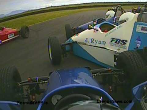 Irish Formula Vee Race, Anglesey Wales, 4 July 2009