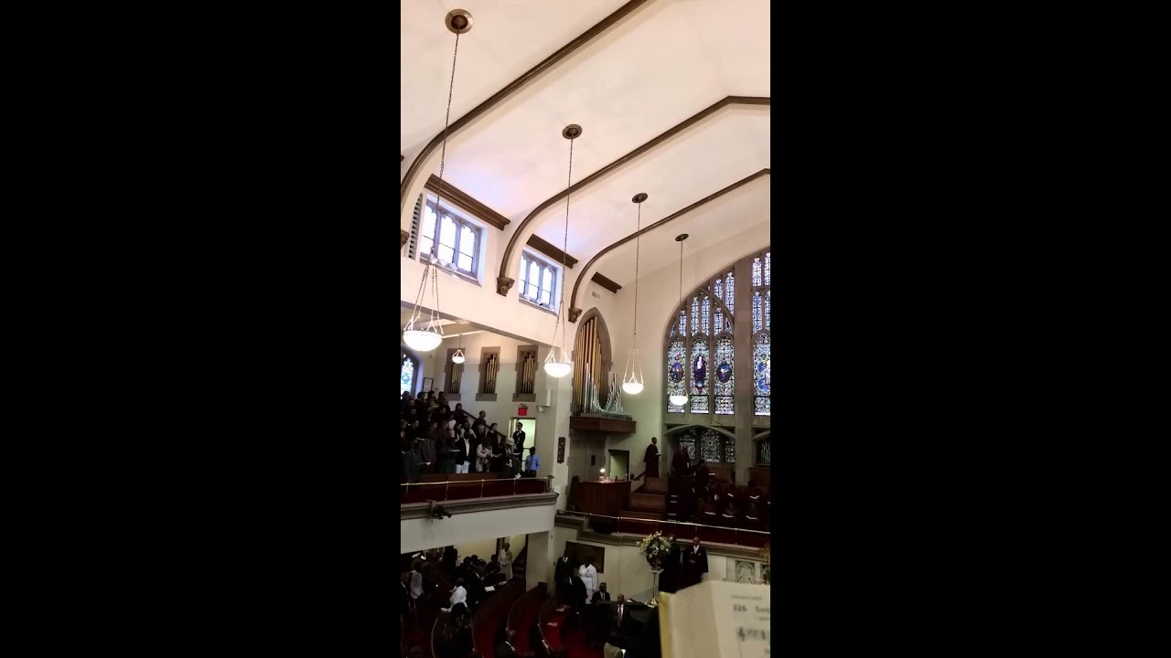 The Abyssinian Baptist Church - YouTube