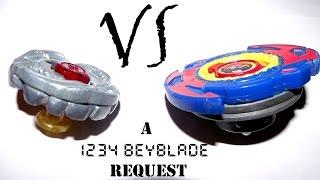 Beyblade MSF F Kraken Dragoon BD vs Dranzer Titan (Request By 1234 Beyblade)