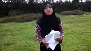"""Puisi """"IBU"""" karya D.zawawi imron oleh azi rahwati. B.indonesia SMK NURUL ISLAM LARANGAN BREBES"""