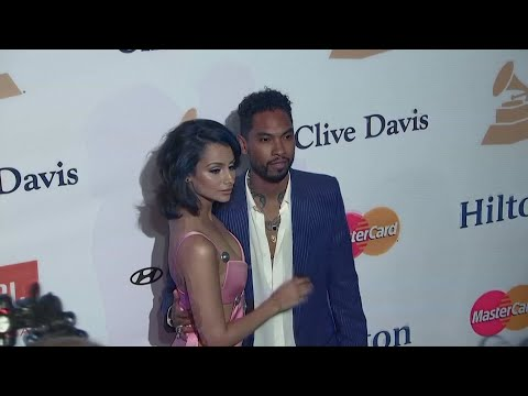 Miguel and Nazanin Mandi wedding 'pushed back'