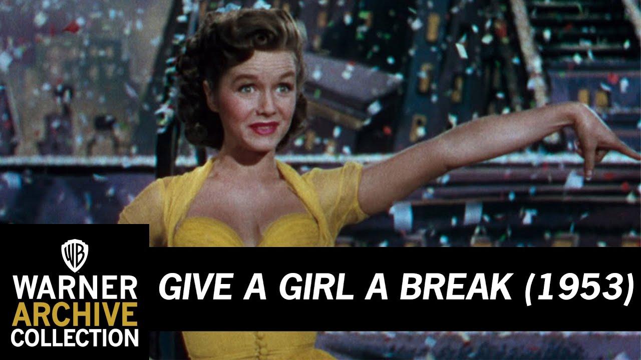 Resultado de imagem para give a girl a break debbie reynolds