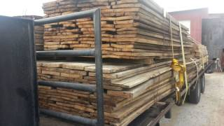 North Carolina White Oak Reclaimed Wood For Sale
