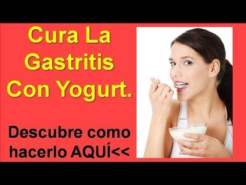 Gastritis bueno kefir el es para la
