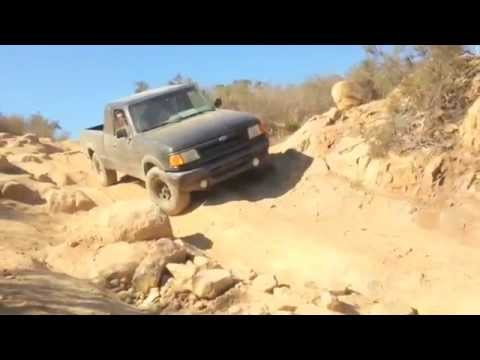 Stock Ford Ranger Offroad