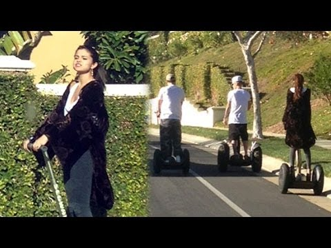 Jelena Reunite! Justin Bieber & Selena Gomez Segway Date Details 2014 from YouTube · Duration:  2 minutes 16 seconds