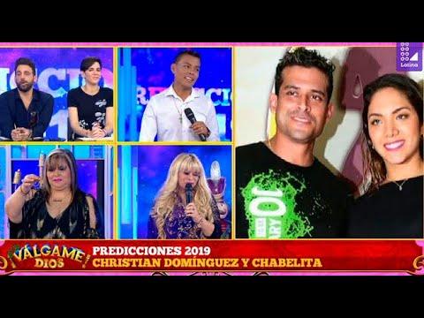 Pochita, Agatha Lys y Óscar Miranda dieron sus predicciones para figuras de la farándula y deporte