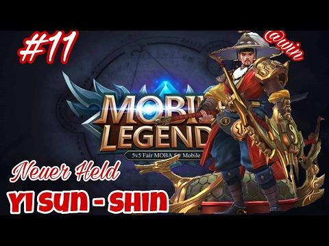 Mobile Legends - New Hero #11 [Yi Sun-Shin] (deutsch/german)