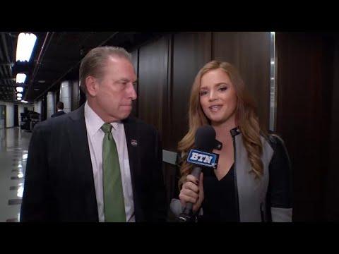 Tom Izzo Talks Game vs. Duke