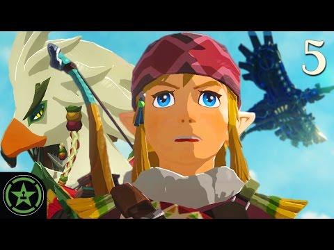 Let's Watch - Zelda: Breath of the Wild - Part 5